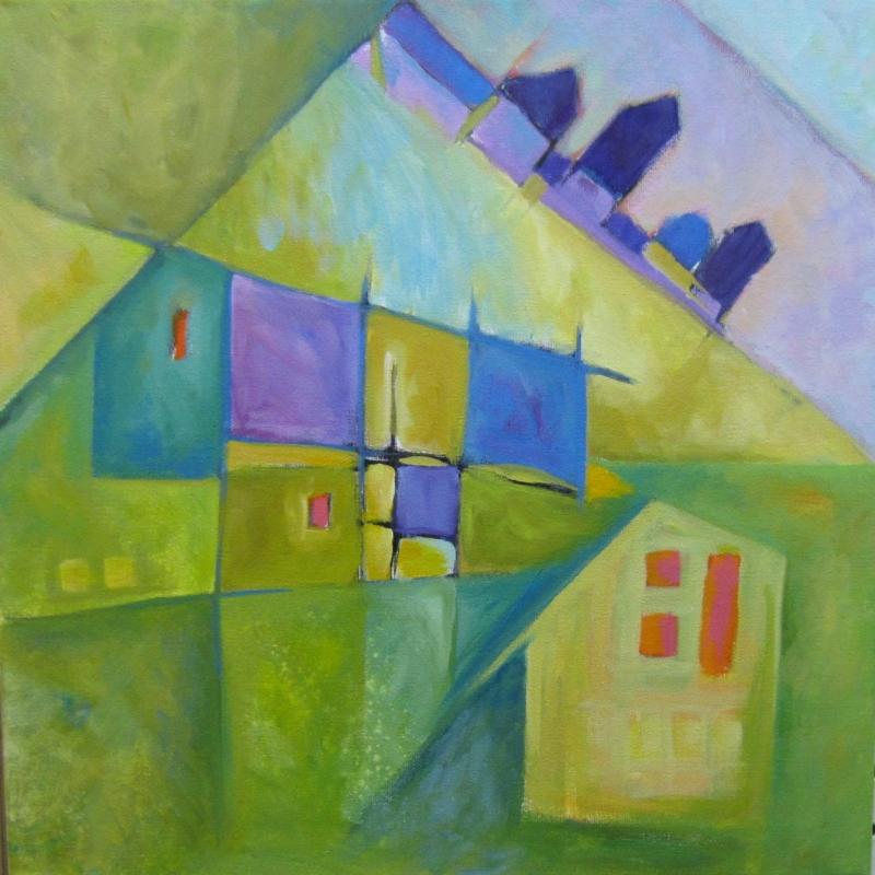 Cubist Landscapes